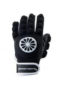 Glove shell/foam full finger [left] - black