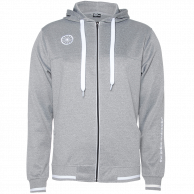 Tech Hooded Men - grey