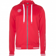 Tech Hooded Men - red