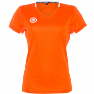 Tech Tee Girls - orange