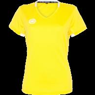 Tech Tee Girls - yellow