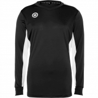 Goalkeeper shirt Jr [longsleeve] - black