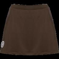 Tech Skirt Women - brown