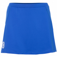 Tech Skirt Girls  - cobalt