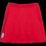 Tech Skirt Women - red