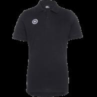 Pique Polo Shirt Men - black