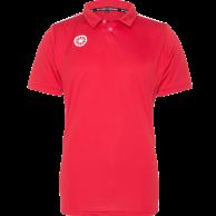 Tech Polo Shirt Men - red