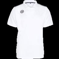 Tech Polo Shirt Men - white