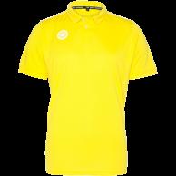 Tech Polo Shirt Men - yellow