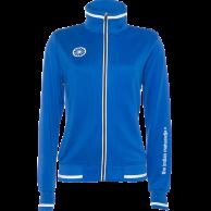 Tech Jacket Women - cobalt