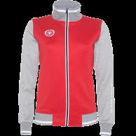 Tech Jacket Women - red