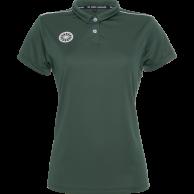 Tech Polo Women - green