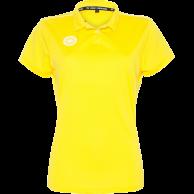 Tech Polo Women - yellow
