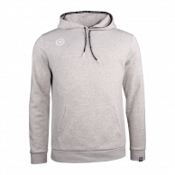 Men Hooded Sweat Stretch - grey