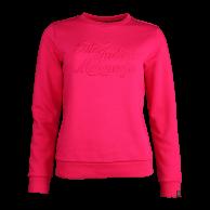 Women Crew Emboss - pink