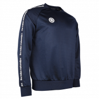 Men Sweater Poly Terry - navy