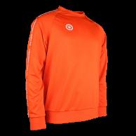 Kids Sweater Poly Terry - orange