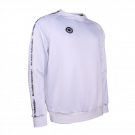 Kids Sweater Poly Terry - white