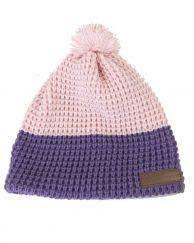 Beanie - pink/purple